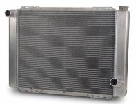 "AFCO Radiators - AFCO Chevy Style Radiators - AFCO Racing Products - AFCO Economy Aluminum Radiator - 19"" x 27.5"" - Chevy"
