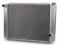 "AFCO Radiators - AFCO Chevy Style Radiators - AFCO Racing Products - AFCO Standard Aluminum Radiator - 19""X 27-1/2"" x 3"" - Chevy"