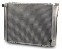 "AFCO Radiators - AFCO Chevy Style Radiators - AFCO Racing Products - AFCO Standard Aluminum Radiator - 19"" x 26"" x 3"""