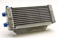 Oil Cooler - Oil Coolers - AFCO Racing Products - AFCO Deck Mount Oil Cooler - 12 AN