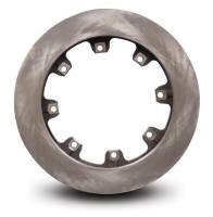 "AFCO Racing Brake Rotors - AFCO Straight 32 Vane Lightweight Rotors - AFCO Racing Products - AFCO Straight 32 Vane Lightweight Rotor - 11.75"" Diameter x .810"" Width - 8 x 7"" Bolt Circle"