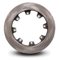 """AFCO Racing Brake Rotors - AFCO Straight 32 Vane Lightweight Rotors - AFCO Racing Products - AFCO Straight 32 Vane Lightweight Rotor - 11.75"""" Diameter x .810"""" Width - 8 x 7"""" Bolt Circle"""