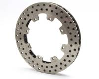 "Brake System - US Brake - US Brake Straight Drilled 32 Vane Lightweight Rotor - 1.25"" x 11.75"" - 8 Bolt, 7"" Bolt Circle - 7.9 lbs."