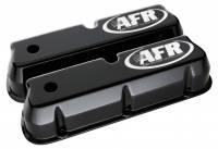 Valve Covers & Accessories - Aluminum Valve Covers - SB Ford - Airflow Research (AFR) - Air Flow Research SB-Ford Valve Covers