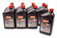 Transmission Fluid - Automatic Transmission Fluid - Amalie Oil - Amalie Ford Type F Transmission Fluid - 1 Quart Bottle (Case of 12)