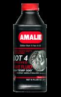 Amalie Oil - Amalie DOT 4 Brake Fluid - 8 oz. Bottle - Image 2