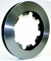 "AP Racing - AP Racing 28 Vane Late Model Plain Face Brake Rotor - RH - 1.25"" Rotor Thickness x 11.75"" Diameter - 8 Bolt x 7"" Bolt Circle - Image 2"