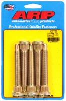 "Brake System - ARP - ARP Wheel Stud Kit - 1/2- 20, 3.00"" Length, .625"" Knurled Diameter - (5 Pack)"