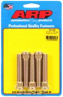 Wheel Studs - 12mm x 1.5 Wheel Studs - ARP - ARP 12mm x 1.5 Wheel Stud Kit - 2.500, .509 Knurl, Press-In, Right Hand Thread, Set of 5