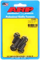 Oil Pump Components - Oil Pump Bolts & Studs - ARP - ARP Oil Pump Bolt Kit - Hex Head, Chromemoly, Black Oxide - Ford V8 - Set of 4