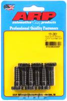 Flywheels and Components - Flywheel Bolts - ARP - ARP High Performance Series Flywheel Bolts - Black Oxide - 12-Point - 10mm x 1 - Ford 2.0L - Set of 6