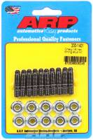 Engine Bolts & Fasteners - Timing Cover Stud Kits - ARP - ARP Timing Cover Stud Kit - SB Chevy - Hex Heads