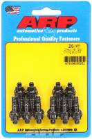 Engine Bolts & Fasteners - Timing Cover Stud Kits - ARP - ARP Timing Cover Stud Kit - SB Chevy - 12 Pt Heads