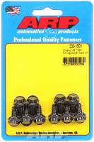 Engine Bolts & Fasteners - Timing Cover Bolts - ARP - ARP Timing Cover Bolt Kit - SB Chevy - 12 Pt. Heads