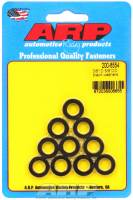 "Engine Bolts & Fasteners - Cylinder Head Washers - ARP - ARP Chrome Moly Special Purpose Washers - 3/8"" I.D., 5/8"" O.D. w/o I.D. Chamfer - (10 Pack)"