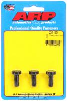 "Cam Accessories - Cam Bolts - ARP - ARP Pro Series Cam Bolt Kit - Standard Chevy - 5/16""-18 - 1/2"" Socket Size"