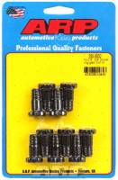 "Ring and Pinion Sets - Ring Gear Bolts - ARP - ARP Ring Gear Bolt Kit - Ford 9"" - Chromemoly - Black Oxide - 7/16""-20 - .940"" Length"