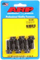"Flywheels - Flywheel Bolts - ARP - ARP Pro Series Flywheel Bolts - 12-Point - 7/16"" x .950"" - Ford V8 - Set of 6"