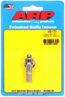 Distributor Components and Accessories - Distributor Hold Downs - ARP - ARP Stainless Steel Chevy Distributor Stud Kit Polished - 12-Point - SB Chevy, BB Chevy