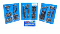 Engine Bolts & Fasteners - Engine Fastener Kits - ARP - ARP Black Oxide Complete Engine Fastener Kit - Ford 289-302 - Hex Heads