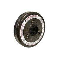 "Harmonic Balancers - Harmonic Balancers - SB Chevy - ATI Products - ATI Super Damper® Harmonic Damper - SB Chevy - 6.325"" Diameter - Aluminum/Steel - Internal Balance - Internal Balance"