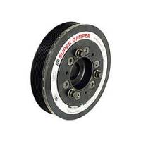 "Harmonic Balancers - SB Ford - ATI Harmonic Balancers - SBF - ATI Products - ATI Super Damper® Harmonic Damper - SB Ford - 6.325"" Diameter - Steel - External Balance"