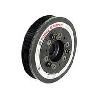 "Harmonic Balancers - SB Ford - ATI Harmonic Balancers - SBF - ATI Products - ATI Super Damper® Harmonic Damper - SB Ford - 6.325"" Diameter - Steel - Internal Balance"
