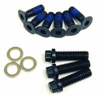 "Engine Bolts & Fasteners - Harmonic Balancer Bolts - ATI Performance Products - ATI Damper Bolt Kit - Chevy 3 Bolt - 3/8""-16NC Threads"