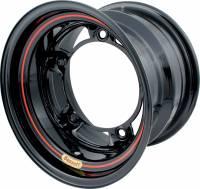 "Bassett Wheels - Bassett Ultra Light Wide 5 Wheels - Bassett Racing Wheels - Bassett Ultra Light Wide 5 Wheel - 15"" x 10"" - Black - 5"" Back Spacing - 15.75 lbs."