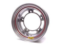 "Bassett Wide 5 Wheels - Bassett 15"" x 8"" Wide 5 Wheels - Bassett Racing Wheels - Bassett Wide 5 Spun Wheel - 15"" x 8"" - Silver - 4"" Back Spacing - 15.5 lbs."