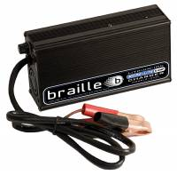 HOLIDAY SAVINGS DEALS! - Braille Battery - Braille 1236L MICRO-LiTE Lithium Battery Charger - 12 Volt - 6 Amp