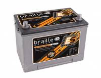 Braille Battery - Braile B6034 Endurance Series AGM Racing Battery - 12 Volt - 2132 Amps