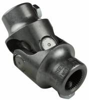 "Steering U-Joints - Borgeson Steering U-Joints - Borgeson - Borgeson Steel Steering Universal Joint - 3/4"" Smooth x 3/4"" Smooth Bore"
