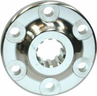 Drivetrain - Crank Couplers & Hubs - Brinn Incorporated - Brinn Aluminum Drive Flange - Chevy - (Two Piece Crank Shaft Seal) - 1.03 Pounds