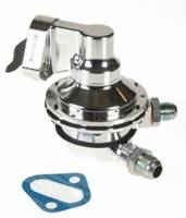 Air & Fuel System - Carter Fuel Delivery Products - Carter Billet Racing Mechanical Fuel Pump - Gasoline - SB Chevy 283-400