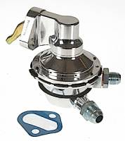 Carter Fuel Delivery Products - Carter Billet Racing Mechanical Fuel Pump - Gasoline - BB Chevy 396-454 - Image 2