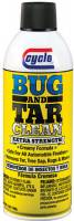 Car Care and Detailing - Car Wax & Polish - Cyclo Industries - Cyclo Bug & Tar Clean™ - Extra Strength - 12 oz. Net Wt