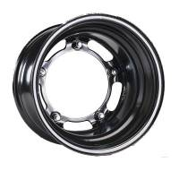 "Bart Wheels - Bart Wide 5 Lightweight Modified Wheel - Black - 15"" x 10"" - 5"" Back Spacing - 17 lbs. - Image 2"