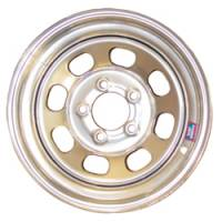 "Bart Standard 15"" x 7"" - Bart Standard 15"" x 7"" - 5 x 4.5"" (Ford) - Bart Wheels - Bart Standard Weight Wheel - Silver - 15"" x 7"" - 5 x 4.5"" Bolt Circle - 3"" Back Spacing - 27 lbs."