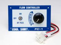Driver Cooling - CoolingShirt Systems - Water Only - Cool Shirt - Cool Shirt Temperature Control Switch