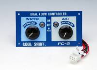 Driver Cooling - Air Hoses and Ends - Cool Shirt - Cool Shirt Control Switch Dual Temp