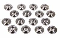"Del West Engineering - Del West Super 7° ""LTW"" Titanium Spring Retainers - Set of 16) - 1.450"", 1.120"", .730"""