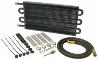 Trailer Accessories - Derale Performance - Derale Heavy Duty Transmission Cooler - 18,500 GVW