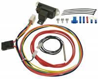 Fan Parts & Accessories - Electric Fan Wiring & Switches - Derale Performance - Derale Adjustable Fan Controller w/ Radiator Fin Probe