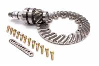 Ring and Pinion Sets - Quick Change Ring & Pinion - DMI - DMI Quick Change Ring & Pinion Set w/ EDM Lightening, REM Finishing, Bearings & Polylock - 4.12 Ratio