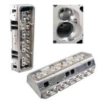 Aluminum Cylinder Heads - SB Chevy - Dart Aluminum Heads - SBC - Dart Machinery - Dart Pro 1 Aluminum Cylinder Head (Bare) - SB Chevy - 230cc Intake Runner, 64cc Comb. Chamber, Angle Plug