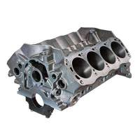 "Engines, Blocks and Components - Engine Blocks - Dart Machinery - Dart Iron Eagle Ford Sportsman Engine Block - Cast Iron - 4-Bolt Mains - 4.125 ""Bore - 9.500"" Deck Ht. - 2.749"" Main Diameter"