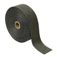 "Exhaust System - Design Engineering - DEI Design Engineering Exhaust, Header Wrap 1""x 50 Ft. - Black"