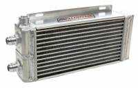 "Engine Components - Fluidyne - Fluidyne Therm-HX™ Engine Oil Cooler - 14.75"" x 6.25"" x 2.5"""