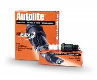 Spark Plugs and Glow Plugs - Autolite Copper Spark Plugs - Autolite Spark Plugs - Autolite Copper Core Spark Plug 25